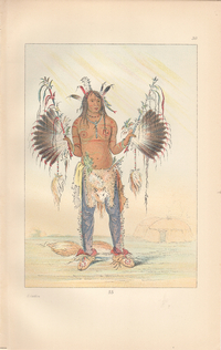 George Catlin Plate 55