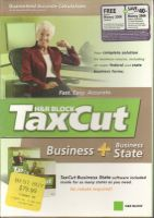 2005 H&R Block TaxCut Business