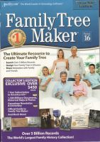Family Tree Maker v16